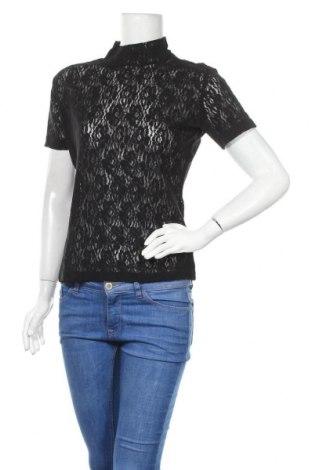 Γυναικεία μπλούζα Your Style, Μέγεθος L, Χρώμα Μαύρο, Πολυαμίδη, Τιμή 3,41€
