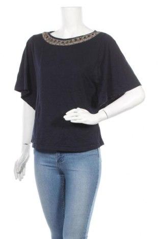 Γυναικεία μπλούζα Zara Trafaluc, Μέγεθος S, Χρώμα Μπλέ, Τιμή 16,89€