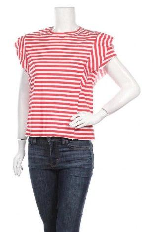 Γυναικεία μπλούζα Zara Trafaluc, Μέγεθος S, Χρώμα Λευκό, Βαμβάκι, Τιμή 29,23€
