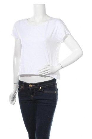 Γυναικεία μπλούζα Zara Trafaluc, Μέγεθος S, Χρώμα Λευκό, 100% βαμβάκι, Τιμή 11,04€