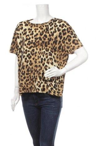 Γυναικεία μπλούζα Zara Trafaluc, Μέγεθος L, Χρώμα Πολύχρωμο, Τιμή 16,24€