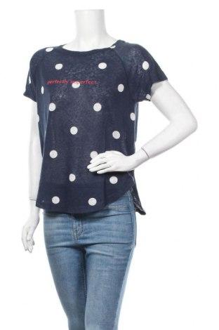 Γυναικεία μπλούζα Zara Trafaluc, Μέγεθος M, Χρώμα Μπλέ, Τιμή 14,29€