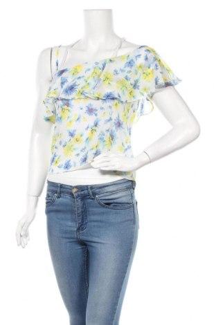 Γυναικεία μπλούζα Zara Trafaluc, Μέγεθος XS, Χρώμα Πολύχρωμο, Τιμή 15,43€