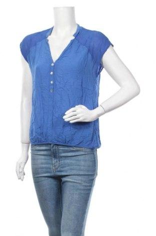 Дамска блуза Zebra, Размер XS, Цвят Син, Цена 15,17лв.
