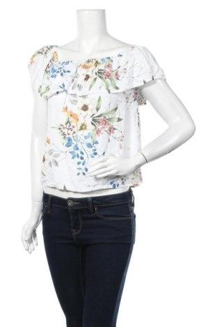 Дамска блуза Zebra, Размер M, Цвят Многоцветен, Вискоза, Цена 17,96лв.
