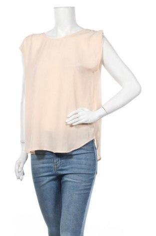 Дамска блуза Zebra, Размер L, Цвят Бежов, Полиестер, Цена 10,08лв.