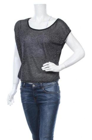 Дамска блуза Zebra, Размер XS, Цвят Сив, Полиестер, Цена 14,96лв.