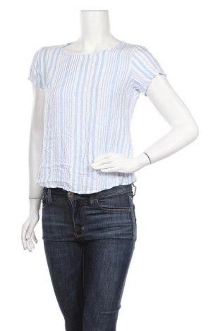 Дамска блуза Zebra, Размер XS, Цвят Син, Вискоза, Цена 15,75лв.