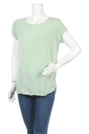 Дамска блуза Zebra, Размер XL, Цвят Зелен, Вискоза, Цена 22,68лв.