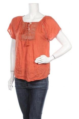 Дамска блуза Zebra, Размер M, Цвят Червен, Вискоза, Цена 4,20лв.