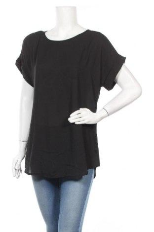 Γυναικεία μπλούζα Zenana Outfitters, Μέγεθος L, Χρώμα Μαύρο, Πολυεστέρας, Τιμή 11,11€