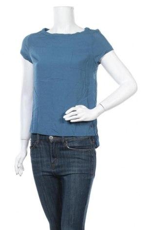 Γυναικεία μπλούζα Zero, Μέγεθος M, Χρώμα Μπλέ, Βισκόζη, Τιμή 10,39€