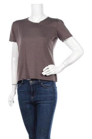 Γυναικεία μπλούζα Zone Power, Μέγεθος M, Χρώμα Καφέ, Τιμή 10,39€