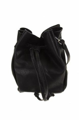 Дамска чанта, Цвят Черен, Еко кожа, Цена 28,56лв.