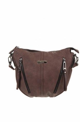 Дамска чанта, Цвят Лилав, Еко кожа, Цена 16,75лв.
