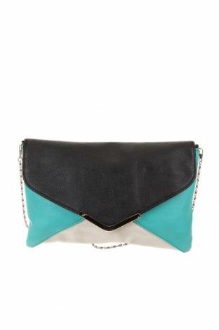 Γυναικεία τσάντα, Χρώμα Μαύρο, Δερματίνη, Τιμή 15,46€