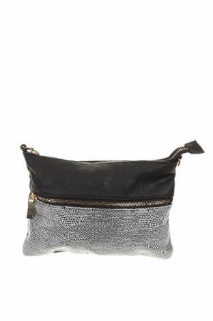 Γυναικεία τσάντα, Χρώμα Μαύρο, Δερματίνη, Τιμή 14,36€