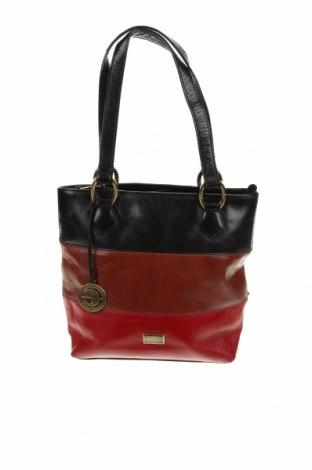 Дамска чанта, Цвят Многоцветен, Естествена кожа, Цена 60,90лв.
