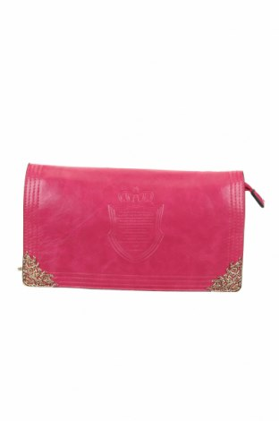 Дамска чанта, Цвят Розов, Еко кожа, Цена 21,95лв.