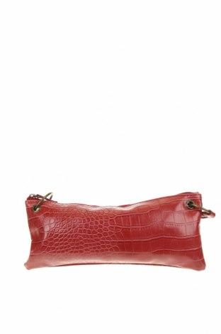 Γυναικεία τσάντα, Χρώμα Κόκκινο, Δερματίνη, Τιμή 12,86€