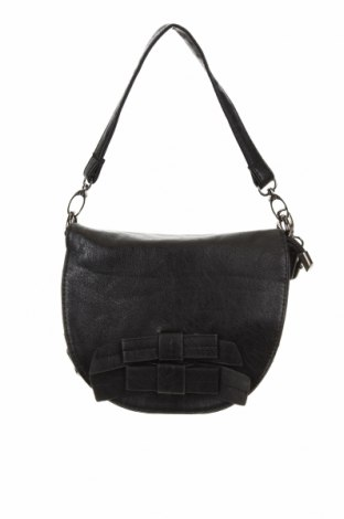 Дамска чанта, Цвят Черен, Естествена кожа, Цена 15,44лв.