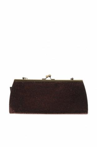 Γυναικεία τσάντα, Χρώμα Καφέ, Κλωστοϋφαντουργικά προϊόντα, Τιμή 12,73€