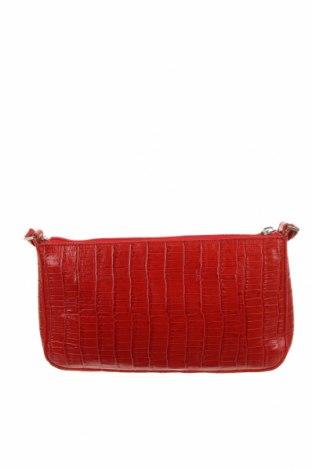 Дамска чанта, Цвят Червен, Еко кожа, Цена 14,65лв.