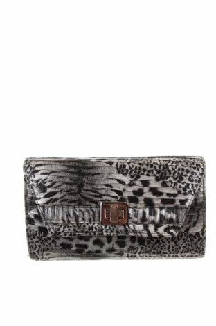 Γυναικεία τσάντα, Χρώμα Γκρί, Δερματίνη, Τιμή 15,79€