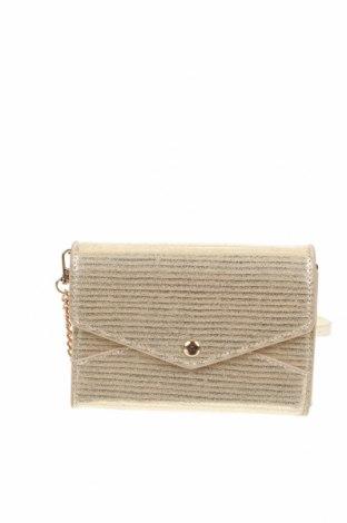 Γυναικεία τσάντα, Χρώμα  Μπέζ, Δερματίνη, Τιμή 12,86€