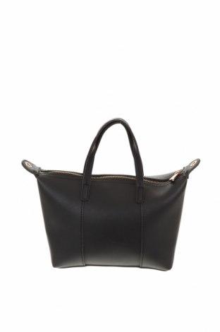 Γυναικεία τσάντα, Χρώμα Μαύρο, Δερματίνη, Τιμή 10,91€