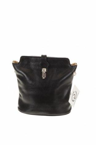 Дамска чанта, Цвят Черен, Естествена кожа, Цена 28,00лв.