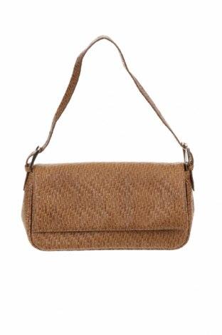 Дамска чанта, Цвят Кафяв, Еко кожа, Цена 29,58лв.