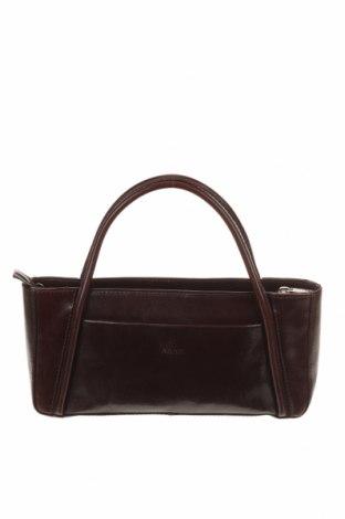 Γυναικεία τσάντα Adax, Χρώμα Καφέ, Γνήσιο δέρμα, Τιμή 28,95€