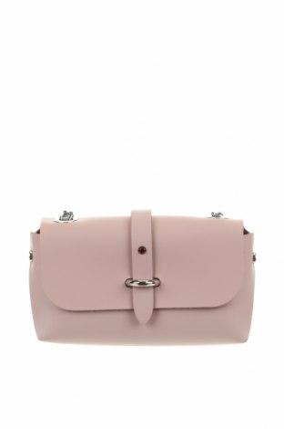 Dámská kabelka  Batycki, Barva Růžová, Pravá kůže, Cena  1425,00Kč