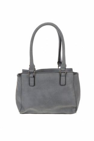 Γυναικεία τσάντα Cabrelli, Χρώμα Μπλέ, Δερματίνη, Τιμή 15,20€