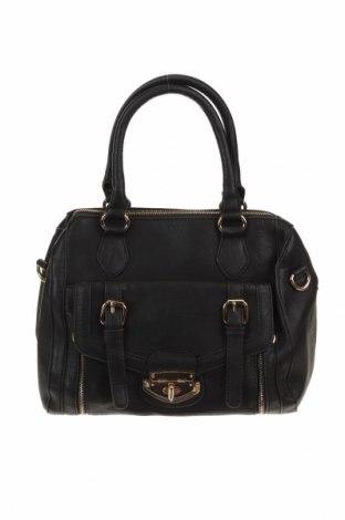 Дамска чанта Colette By Colette Hayman, Цвят Черен, Еко кожа, Цена 11,55лв.