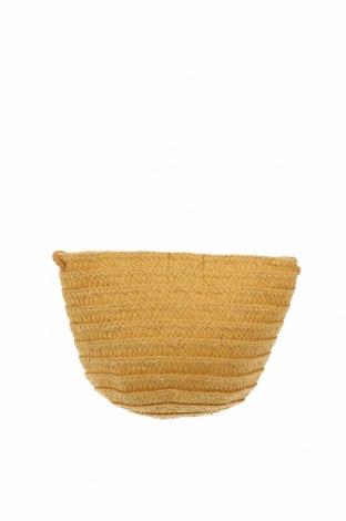 Γυναικεία τσάντα Cotton On, Χρώμα Κίτρινο, Άλλα υλικά, Τιμή 18,70€