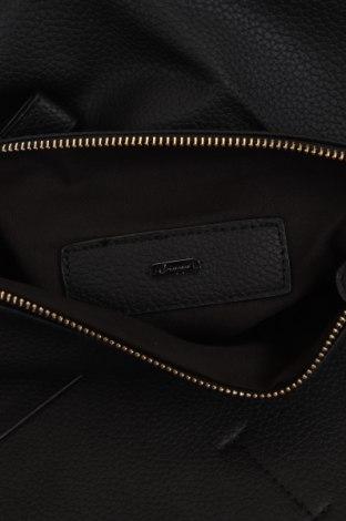 Γυναικεία τσάντα Cropp, Χρώμα Μαύρο, Δερματίνη, Τιμή 23,97€
