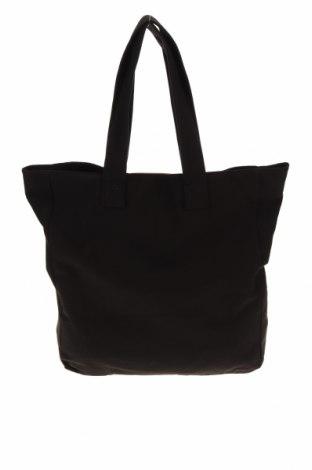 Γυναικεία τσάντα Cropp, Χρώμα Μαύρο, Κλωστοϋφαντουργικά προϊόντα, Τιμή 18,95€
