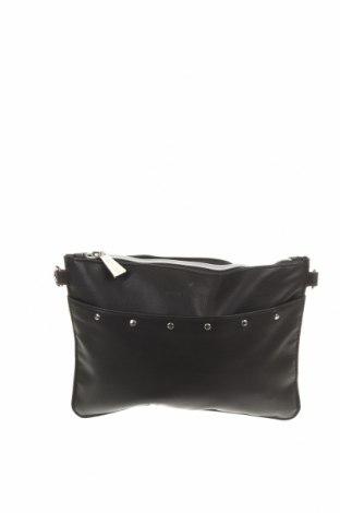 Γυναικεία τσάντα Daniel Hechter, Χρώμα Μαύρο, Δερματίνη, Τιμή 31,55€