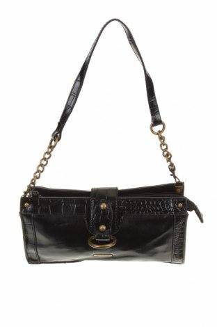 Γυναικεία τσάντα Diana Ferrari, Χρώμα Μαύρο, Δερματίνη, Τιμή 30,39€