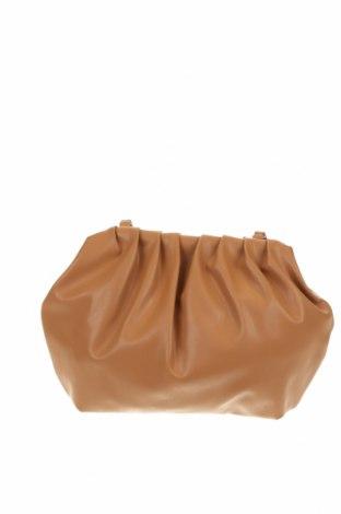 Γυναικεία τσάντα H&M, Χρώμα Καφέ, Δερματίνη, Τιμή 15,77€