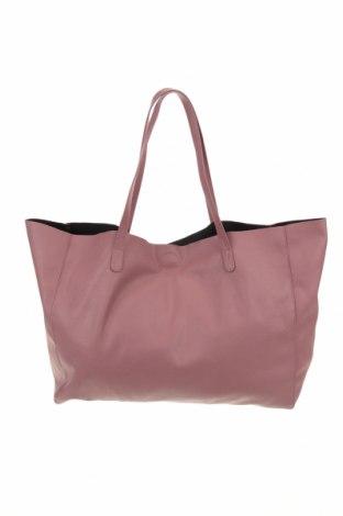 Γυναικεία τσάντα H&M Divided, Χρώμα Ρόζ , Δερματίνη, Τιμή 14,84€