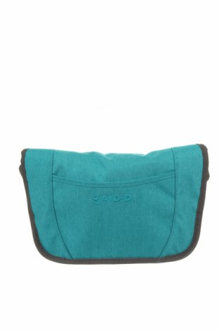 Дамска чанта Jako-O, Цвят Син, Текстил, Цена 11,34лв.