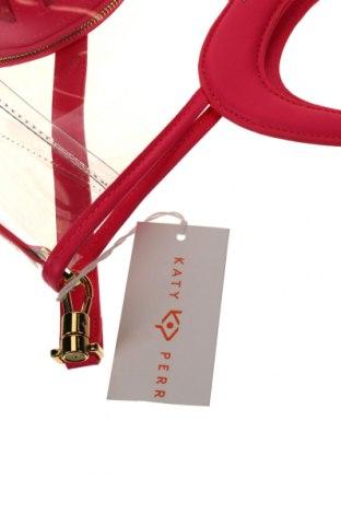 Γυναικεία τσάντα Katy Perry, Χρώμα Λευκό, Πολυουρεθάνης, Τιμή 61,47€
