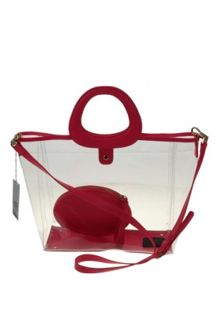 Дамска чанта Katy Perry, Цвят Бял, Полиуретан, Цена 52,47лв.