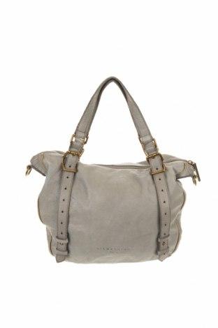 Γυναικεία τσάντα Liebeskind, Χρώμα Γκρί, Γνήσιο δέρμα, Τιμή 38,04€
