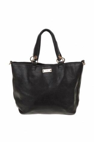 Дамска чанта Marikai, Цвят Черен, Еко кожа, Цена 14,18лв.