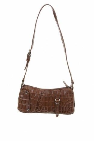 Γυναικεία τσάντα Mexx, Χρώμα Καφέ, Δερματίνη, Τιμή 14,30€