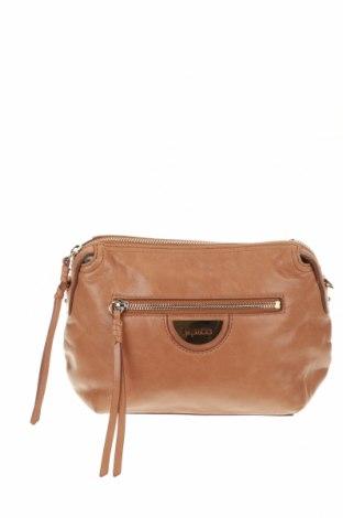 Дамска чанта Mimco, Цвят Кафяв, Естествена кожа, Цена 61,74лв.